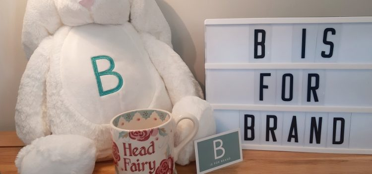 Happy Birthday B is for Brand…?